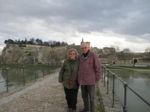 Op de Pont d'Avignon