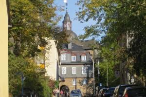 Oberen Schloss Siegen