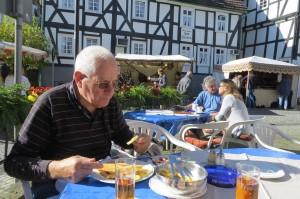 lunch Freudenberg