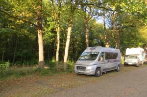 Camperplaats in Bergisch Gladbach