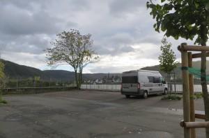 Camperplaats in Braunach aan de Rijn
