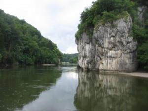 Donau bij Weltenburg
