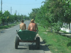 Roemeens vervoermiddel