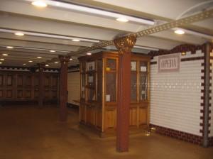 metrostation Budapest