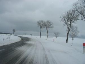 Terug in de winter