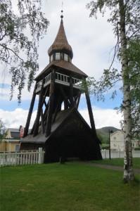 klokkentoren Vemdalen