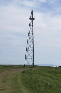 mast luchtschip