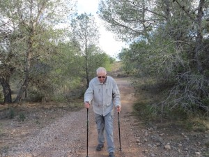 Wandeling Sierra d'Espuna