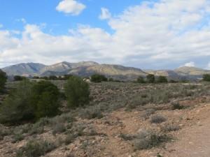 Wandeling door de Sierra d'Espuna
