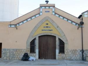 Wijnkelder El Masroig