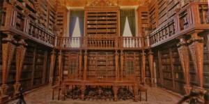Coimbra bibliotheek