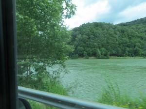 groene Donau