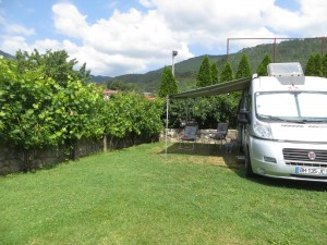 Bij de wijnboer in Vrjpolje