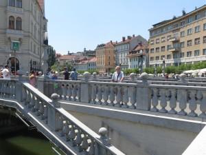 Ljubljana 3 bruggen